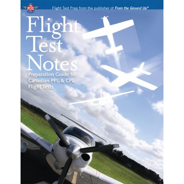 Aviation Publishers Flight Test Notes 3rd Edition softcover
