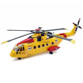 NewRay CH149 Cormorant RCAF EH101 149901 yellow 1:72