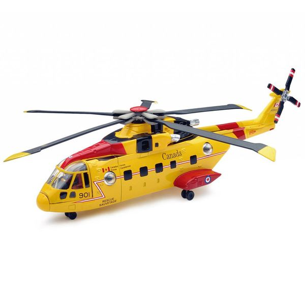 NewRay CH149 Cormorant RCAF EH101 149901 yellow 1:72 Sky Pilot