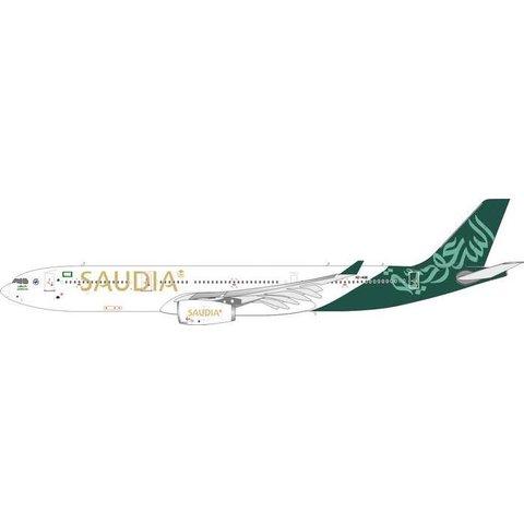 A330-300 Saudia New Cols 16 1:400
