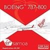 B737-800 Virgin Samoa Zk-Pbf1:400
