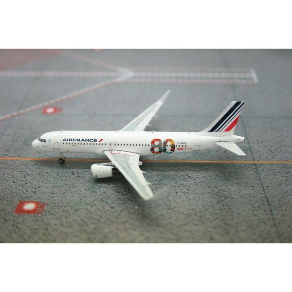 Phoenix A320S Air France 80th Anniversary F-HEPG 1:400