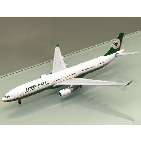 A330-300 Eva Air New Livery 2015 B-16335 1:400