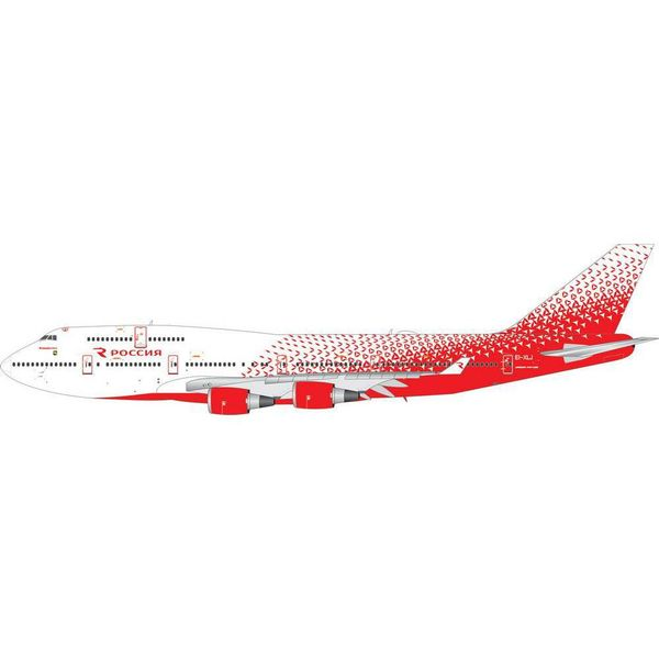 Phoenix B747-400 Rossiya New livery EI-XLJ 1:400