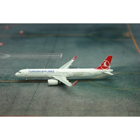 A321s Turkish Thy Tc-Jsk 1:400
