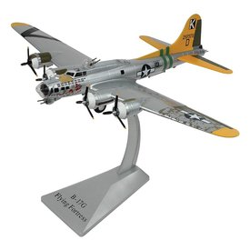 Air Force 1 Model Co. B17G Flying Fortress 447BG 8th Air Force, Bit'O'Lace silver 1:72