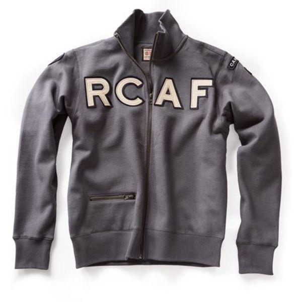 Red Canoe Brands RCAF Full Zip Sweatshirt