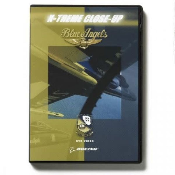 Boeing Store Blue Angels: X-Treme Close-Up DVD