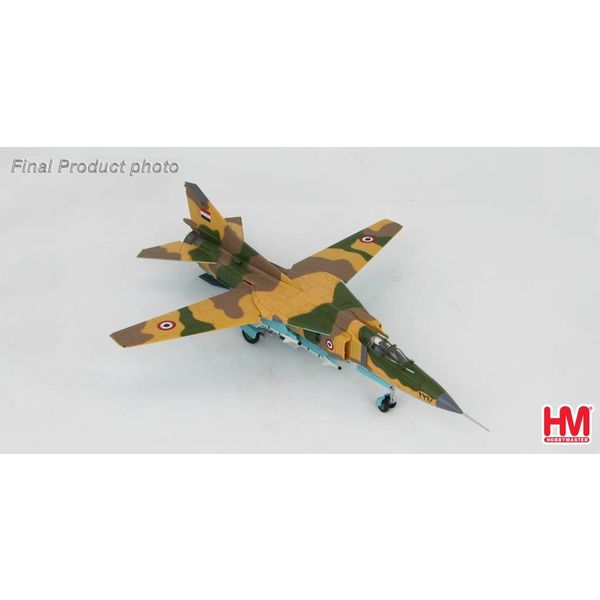 Hobby Master MIG23MS Flogger Syrian Air Force IAF F4E Killer Captain al-Masry 1974 1:72