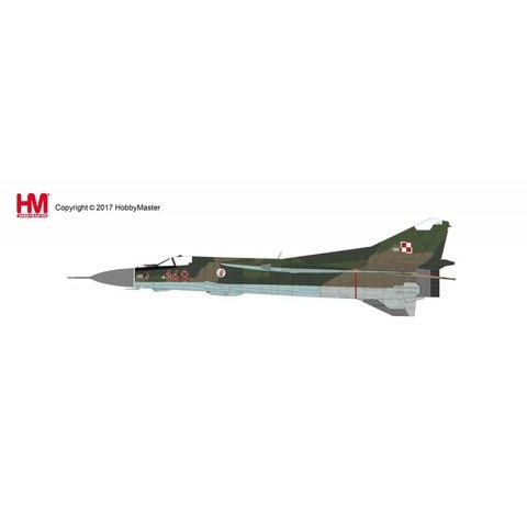 HOBBYM MIG23MF Flogger 28 Pulk Polish Air Force 1:72