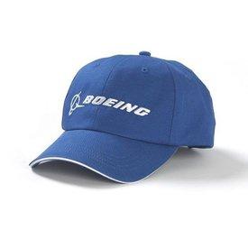 Boeing Store Cap Boeing Blue Logo