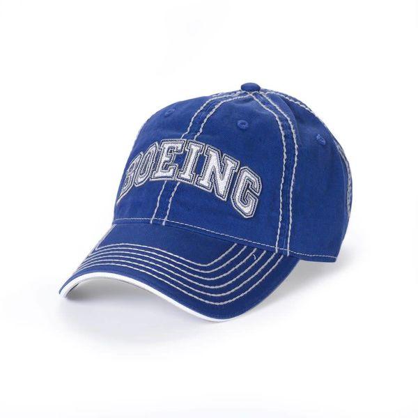 Boeing Store Cap Boeing Varsity Heavy Stitch Hat