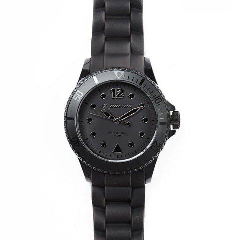 Watch Boeing Black Silver Dial Bracelet