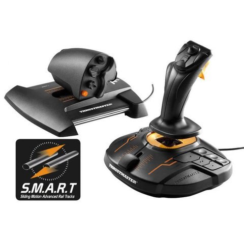 T16000M FCS HOTAS Joystick and Throttle for PC (ENGLISH ONLY)