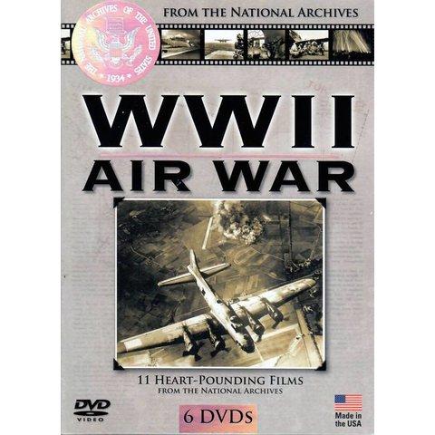 WWII Air War DVD 6-PACK