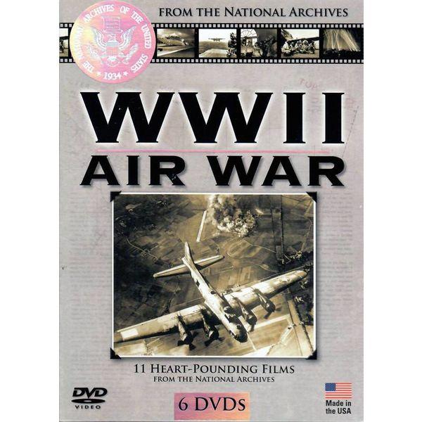 Topics Entertainment WWII Air War DVD 6-PACK