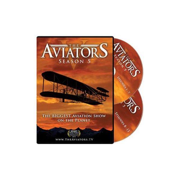 Topics Entertainment Aviators Season 5 DVD Set**o/p**SALE**