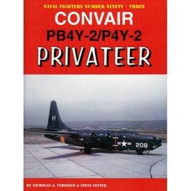 Naval Fighters Convair PB4Y2 / P4Y2 Privateer: Naval Fighters #93