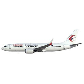 JC Wings B737 MAX8 China Eastern 1:400 with antennae ++SALE++