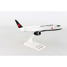 SkyMarks B787-8 Dreamliner Air Canada New Livery 2017 C-GHPQ 1:200 with stand (no gear)