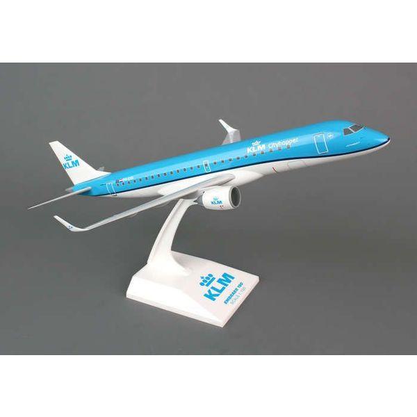 SkyMarks ERJ190 KLM 1:100 with stand (no gear)