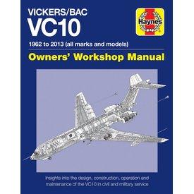 Haynes Publishing Vickers BAC VC10: Owner's Workshop Manual HC