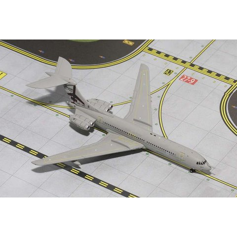 VC10 CIK Royal Air Force Grey Closeout 1:400