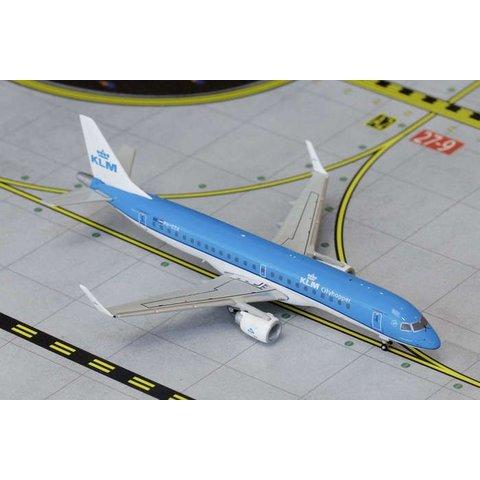 ERJ190 KLM new livery 2017 PH-EZA 1:400**o/p**