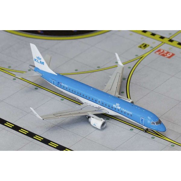 Gemini Jets ERJ190 KLM new livery 2017 PH-EZA 1:400**o/p**