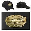 P-51 Mustang Brass Cap