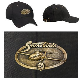 Labusch Skywear Snowbirds Brass Cap