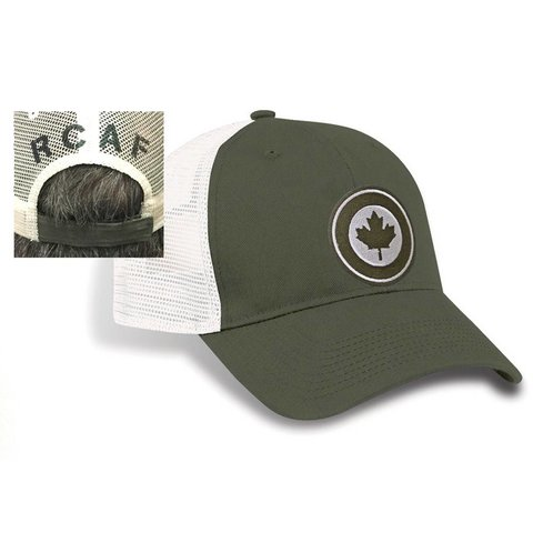 RCAF Vintage Tone on Tone Crested Cap