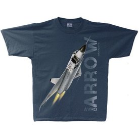 Labusch Skywear Avro Arrow Adult T-Shirt