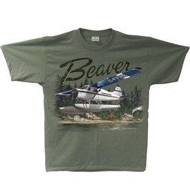 Labusch Skywear Beaver Adult T-Shirt