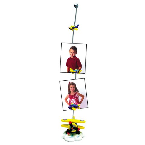 Biplane Magnetic Picture Pole