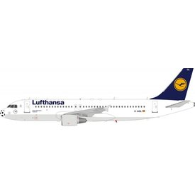 JFOX A320 Lufthansa Football Nose D-AIQL 1:200 With Stand