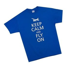 Sporty's Keep Calm T-Shirt
