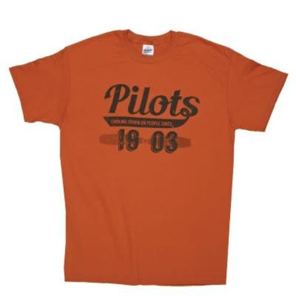 Sporty's Pilots Looking Down Since 1903 T-Shirt