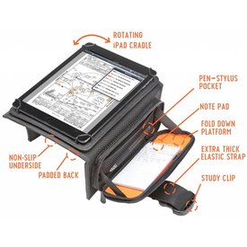 """Flight Outfitters Kneeboard Ipad Air / Pro / 9.7"""" / 10.5"""""""