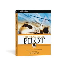 ASA - Aviation Supplies & Academics Professional Pilot :ASA: 3rd edition 2008 SC