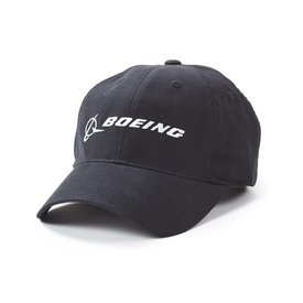 Boeing Store CAP Boeing Executive signature Black