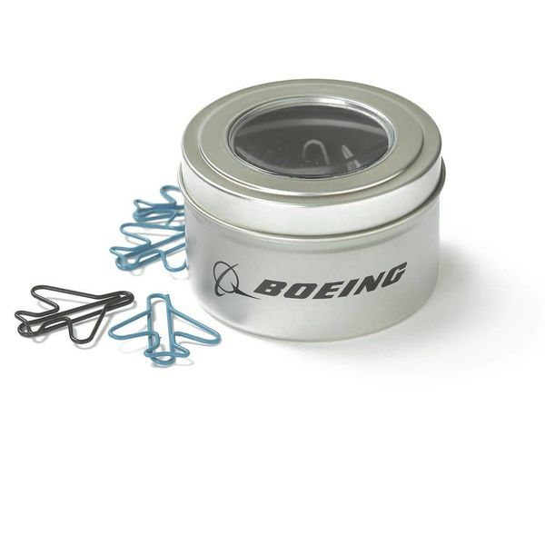 Boeing Store Boeing Airplane Paperclips multicolour