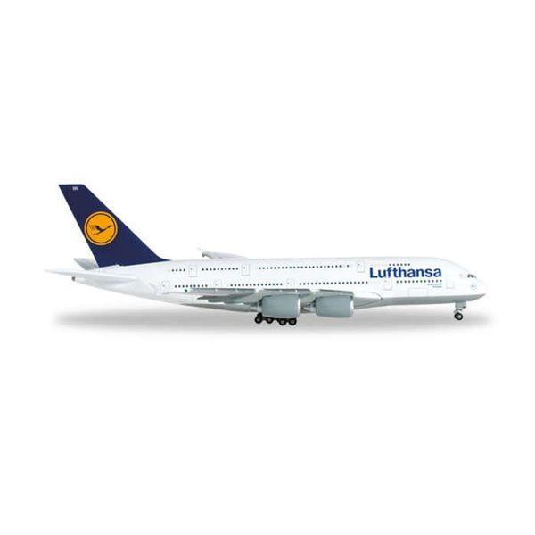 Herpa A380-800 Lufthansa San Francisco D-AIMN 1:500
