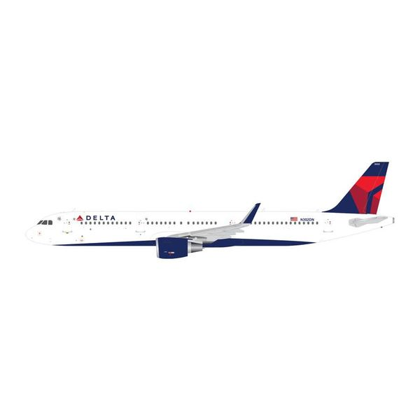 Gemini Jets A321S Delta 2007 Livery N302DN 1:400 (2nd release)
