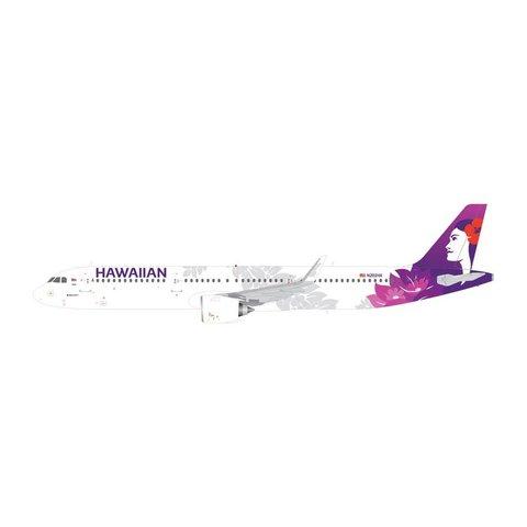 A321neo Hawaiian New Livery N202HA 1:400  (1st release)
