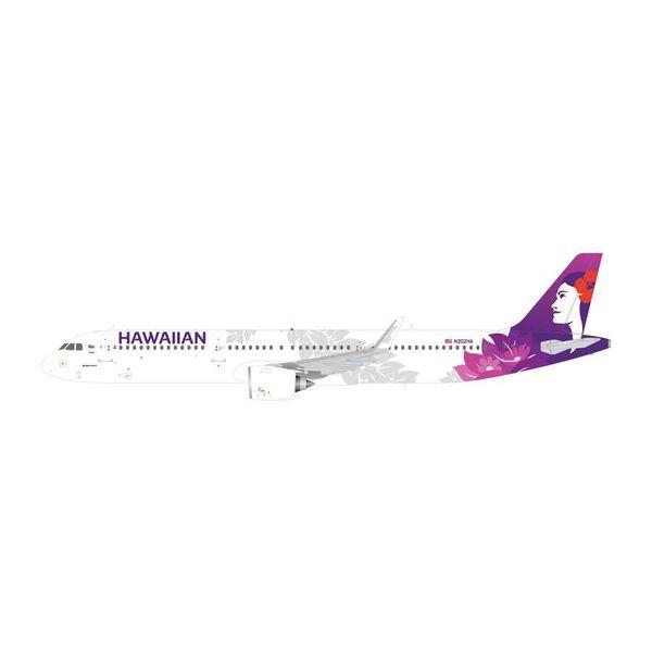 Gemini Jets A321neo Hawaiian New Livery N202HA 1:400  (1st release)