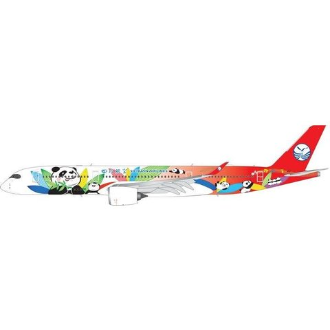 A350-900 Sichuan Airlines Panda Livery 1:400
