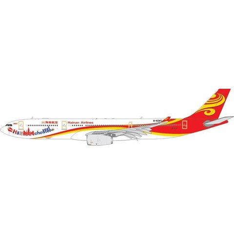 A330-300 Hainan Hai Manchester 1:400