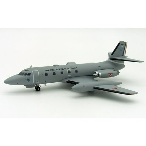 Inflight L1329 Jetstar Mexican Air Force FAM 3908 1:200 with stand
