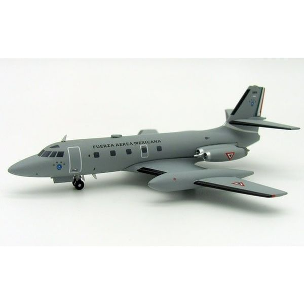 InFlight Inflight L1329 Jetstar Mexican Air Force FAM 3908 1:200 with stand